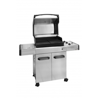weber gasgrill spirit s 320 edelstahl grill gas ebay. Black Bedroom Furniture Sets. Home Design Ideas