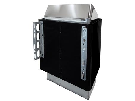 helo cup d black edition saunaofen 8 9 kw sauna ofen saunaheizger t steine. Black Bedroom Furniture Sets. Home Design Ideas