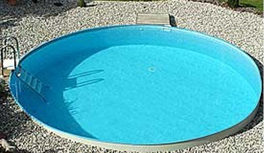 Swimmingpool pool stahlwandbecken swimmpool 5x1 5 ebay for Stahlwandbecken rund