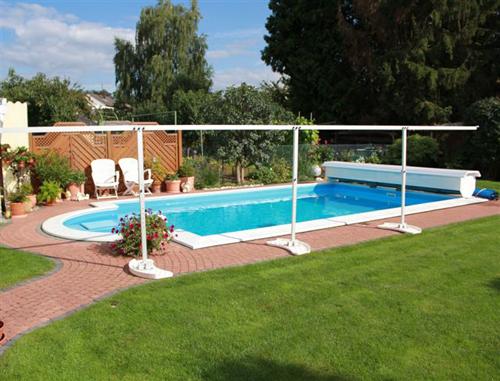 Pool winterst tze f r rollschutz swimmingpool schwimmbad - Schwimmpool fur garten ...