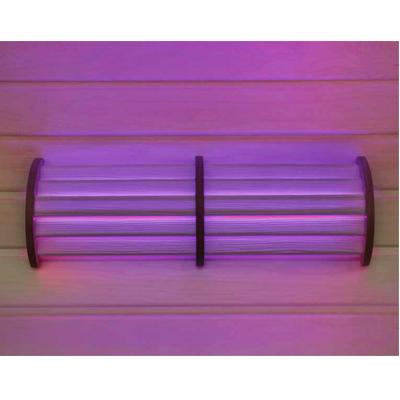sauna led farblicht espe m fernbedienung wechselnde farben saunalampe leuchte ebay. Black Bedroom Furniture Sets. Home Design Ideas
